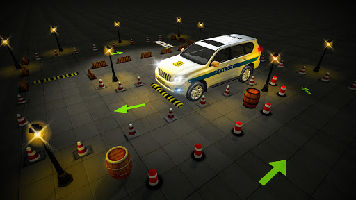 Advance Police Parking- New Games 2021 : Car games  screenshots 5