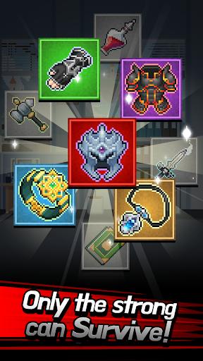 Dungeon Corporation VIP: An auto-farming RPG game!  screenshots 6