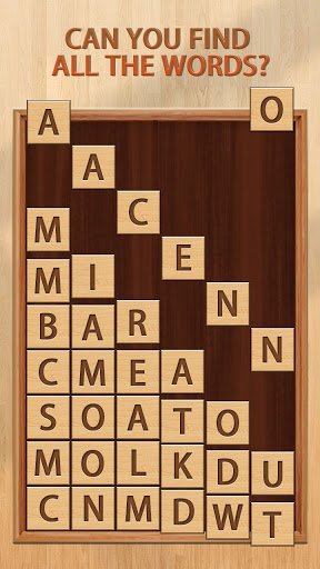 Word Shatter:Block Words Elimination Puzzle Game  screenshots 1