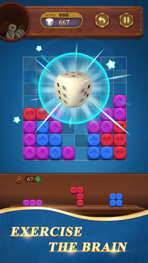 DiceBlockPuzzle 1.0.2 screenshots 1