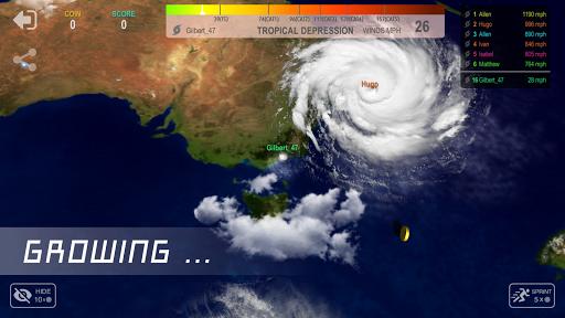 Hurricane.io  screenshots 1