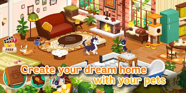 Hellopet House Mod Apk (Unlimited Money) 1