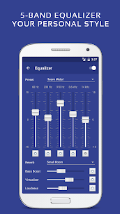 Pulsar Music Player Pro – Mp3 Player, Audio Player 4