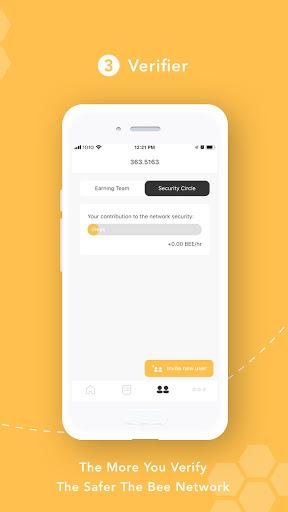 Bee Network:Phone-based Digital Currency 1.1.0 screenshots 4