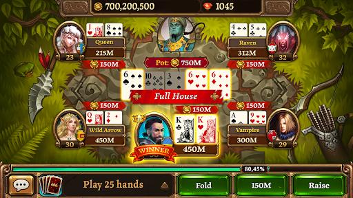 Play Free Online Poker Game - Scatter HoldEm Poker screenshots 8