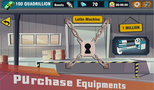 Factory Tycoon : Idle Clicker Game  screenshots 4