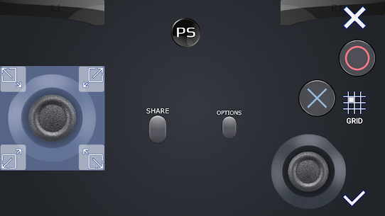 ShockPad  Virtual PS5/ PS4 Remote Play Dualshock Apk Download New 2021 2