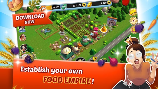 Food World Tycoon MOD Apk (Unlimited Money) Download 1