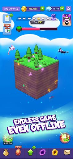 Tiny Worlds: Dragon Idle games screenshots 6