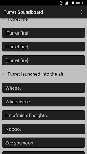 Turret Soundboard screenshots 1