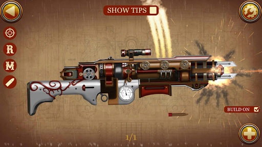 Steampunk Weapons Simulator - Steampunk Guns  screenshots 3