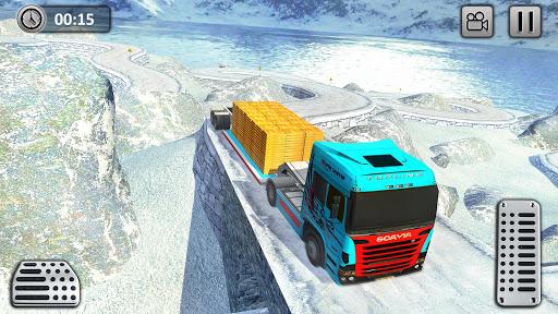 Uphill Gold Transporter Truck Drive apkdebit screenshots 14