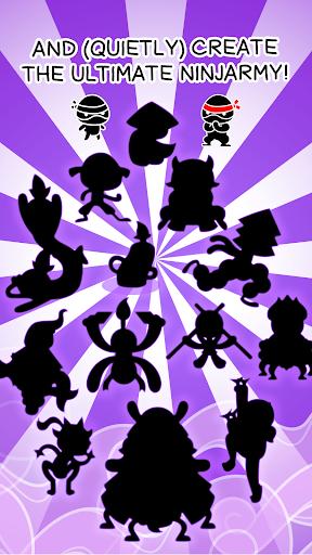 Ninja Evolution - Create & Merge Stealth Warriors modavailable screenshots 4