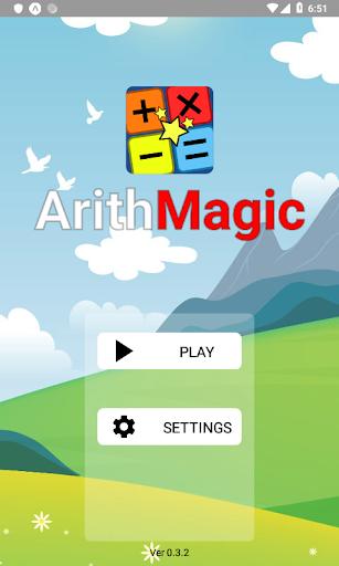arithmagic screenshot 1