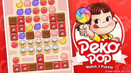 PEKO POP : Match 3 Puzzle 1.5.5 screenshots 6