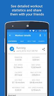 GPS Spor İzci – Koşu, Yürüme, Bisiklet sürmek Apk İndir 5