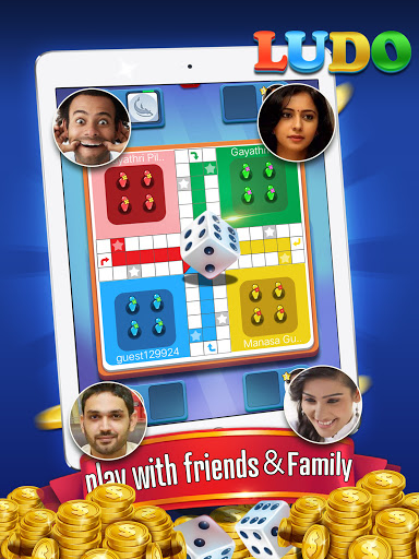 Ludo Comfun-Online Game Live Chat With Friends 3.5.20201211 screenshots 9
