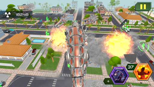 Monster evolution: hit and smash 2.4.1 screenshots 3