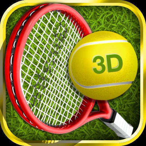 Tennis Champion 3D - Online Sports Game