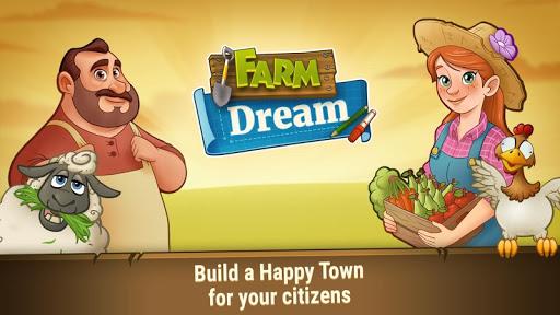 Farm Dream - Village Farming Sim modavailable screenshots 1