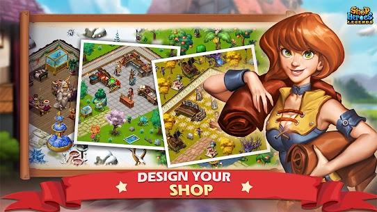 Shop Heroes Legends: Craft & Design 2