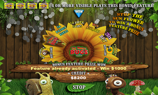 Big Money Bugs Slots Free apklade screenshots 2