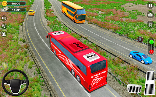 City Bus Games 3D: Driving Bus Games 2021 screenshots 10