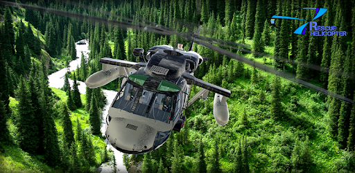 Screenshot of Helicopter Games Rescue Helicopter Simulator Game