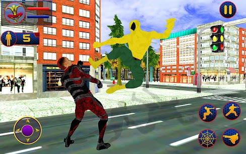 Incredible Flying Superhero Spider For Pc | How To Download  (Windows/mac) 4