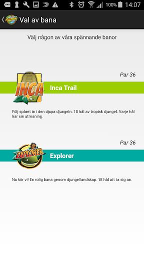 paradise adventure golf screenshot 2