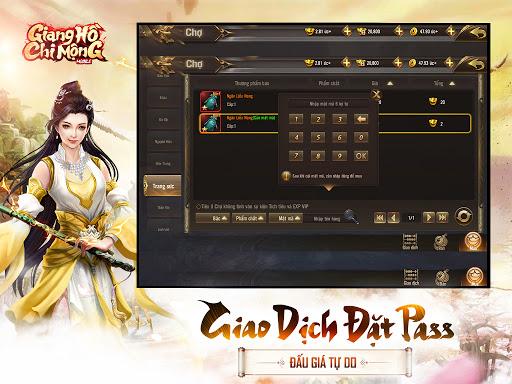 Giang Hu1ed3 Chi Mu1ed9ng - Tuyet The Vo Lam  screenshots 12