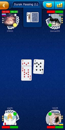 Durak LiveGames - free online card game  screenshots 4