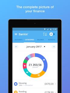 Bankin' - The money and banking app manager Apkfinish screenshots 6