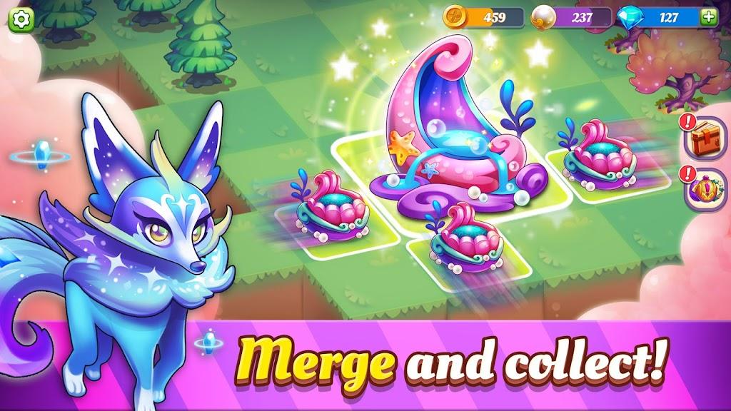 Wonder Merge - Magic Merging and Collecting Games poster 0