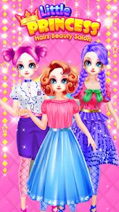Little Princess Bella Girl Braid Hair Beauty Salon 1