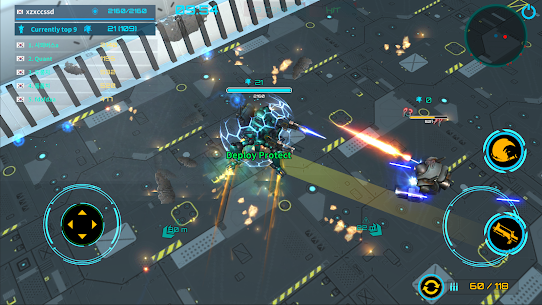 Armored Frontier Mod Apk (Unlimited Bullets + God Mode) 7