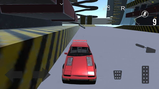 Crash test simulator: destroy car sandbox & drift 1.14 screenshots 3