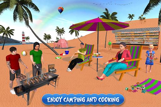 Virtual Family Summer Vacations Fun Adventures  screenshots 12