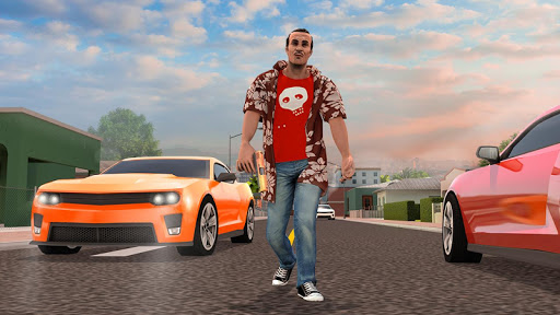 Télécharger Gratuit Real Gangster Vegas: Auto Theft Crime City Games mod apk screenshots 3
