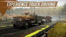 US Snow Truck Runner Gameのおすすめ画像1