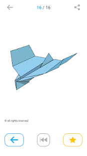 Origami Flying Paper Airplanes Guides