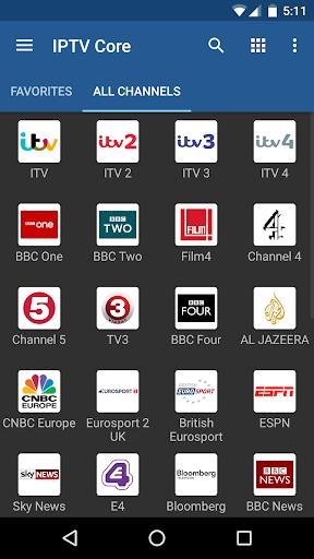 IPTV Core  Screenshots 1
