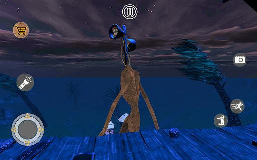 Siren Head Reborn - Scp Forest Hunter 1.2 screenshots 3