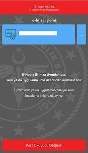 e-Nabız e-İmza Apk Download 5
