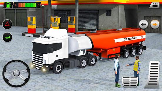 Truck Simulator - Truck Games 2.3 Screenshots 4