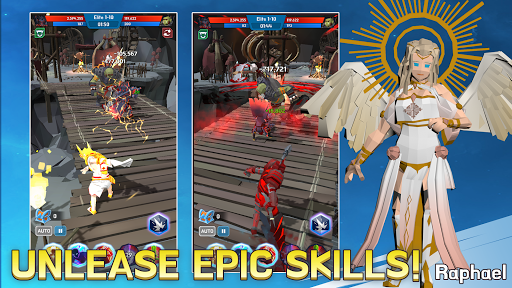 Epic Sword Quest  screenshots 14