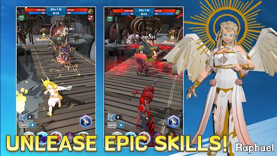 Epic Sword Quest MOD Apk (God Mode) Download 8