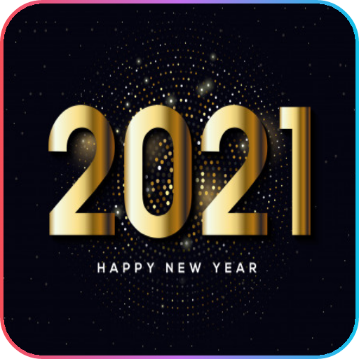Happy New Year 2021 Images Gif – Leikir á Google Play