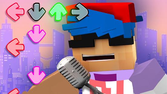 Mod Friday Night Funkin pour Minecraft