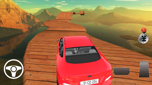 Car Racing On Impossible Tracks  screenshots 1